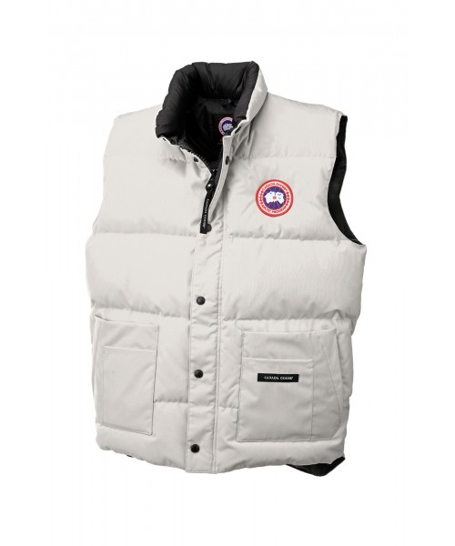 CANADA GOOSE FREESTYLE VEST Silverbirch Mens 4150M