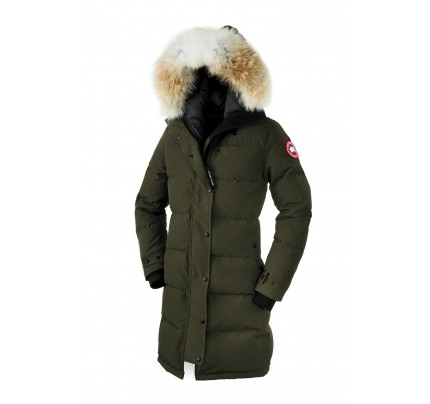 CANADA GOOSE SHELBURNE PARKA WOMEN Military Green 3802L