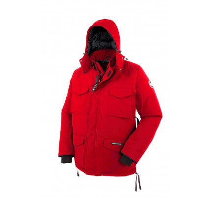 CANADA GOOSE CONSTABLE PARKA MEN Red 4071M