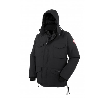 CANADA GOOSE CONSTABLE PARKA MEN Black 4071M