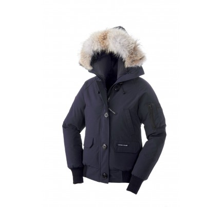 CANADA GOOSE CHILLIWACK BOMBER Navy WOMENS 7950L