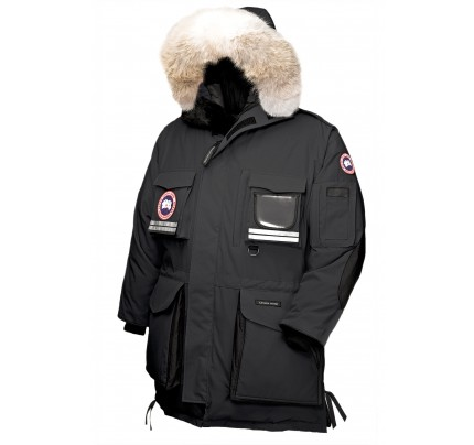 CANADA GOOSE SNOW MANTRA PARKA MEN Black 9501M