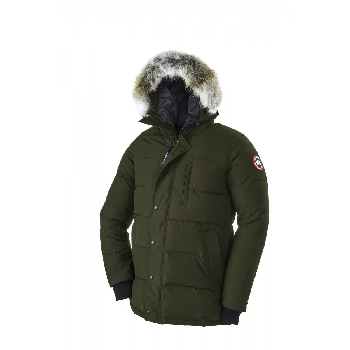 514022099276 CANADA GOOSE CARSON PARKA MEN Military Green 3805M. Be the first to review  this product