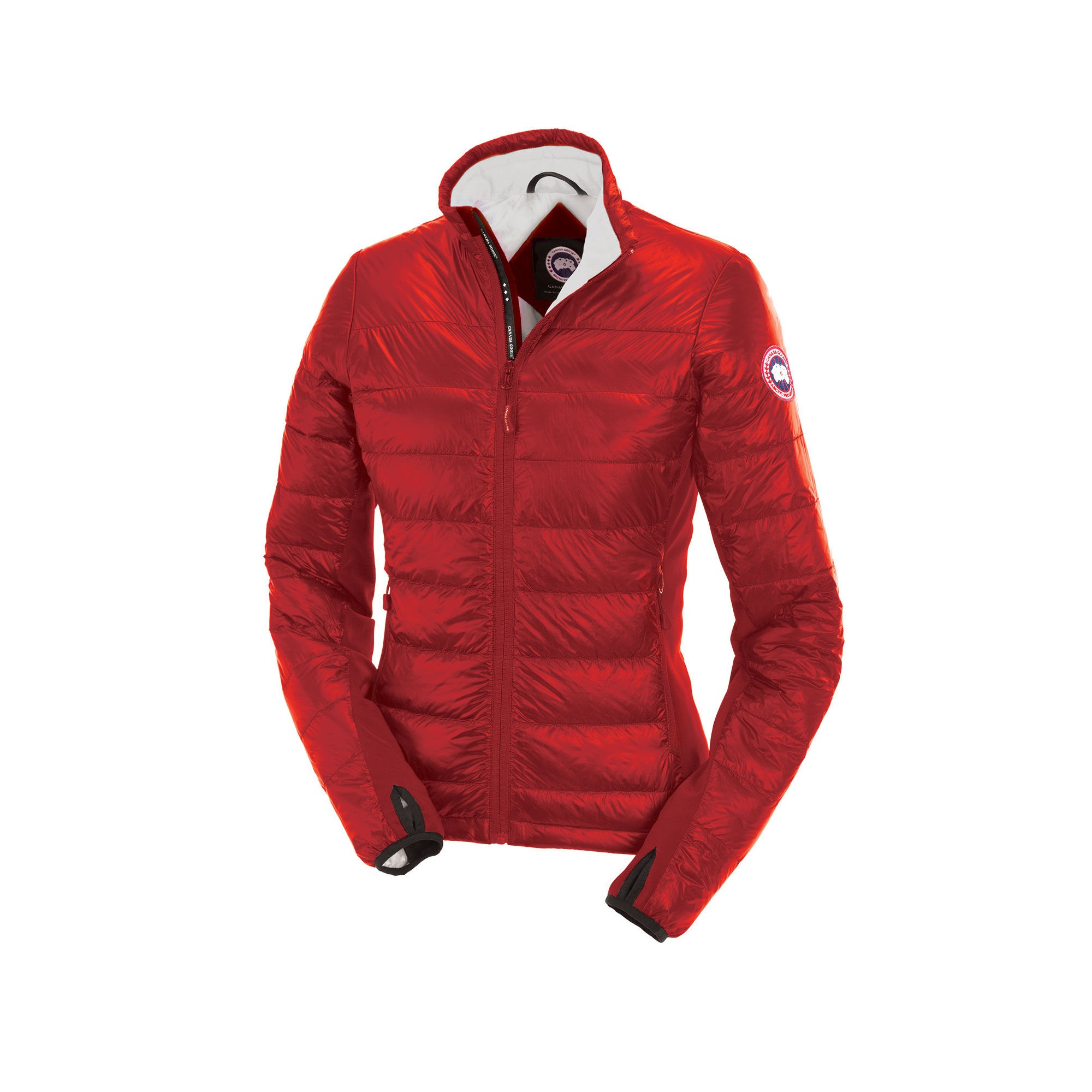 CANADA GOOSE HYBRIDGE LITE JACKET Red WOMENS 2701L 4a1225958
