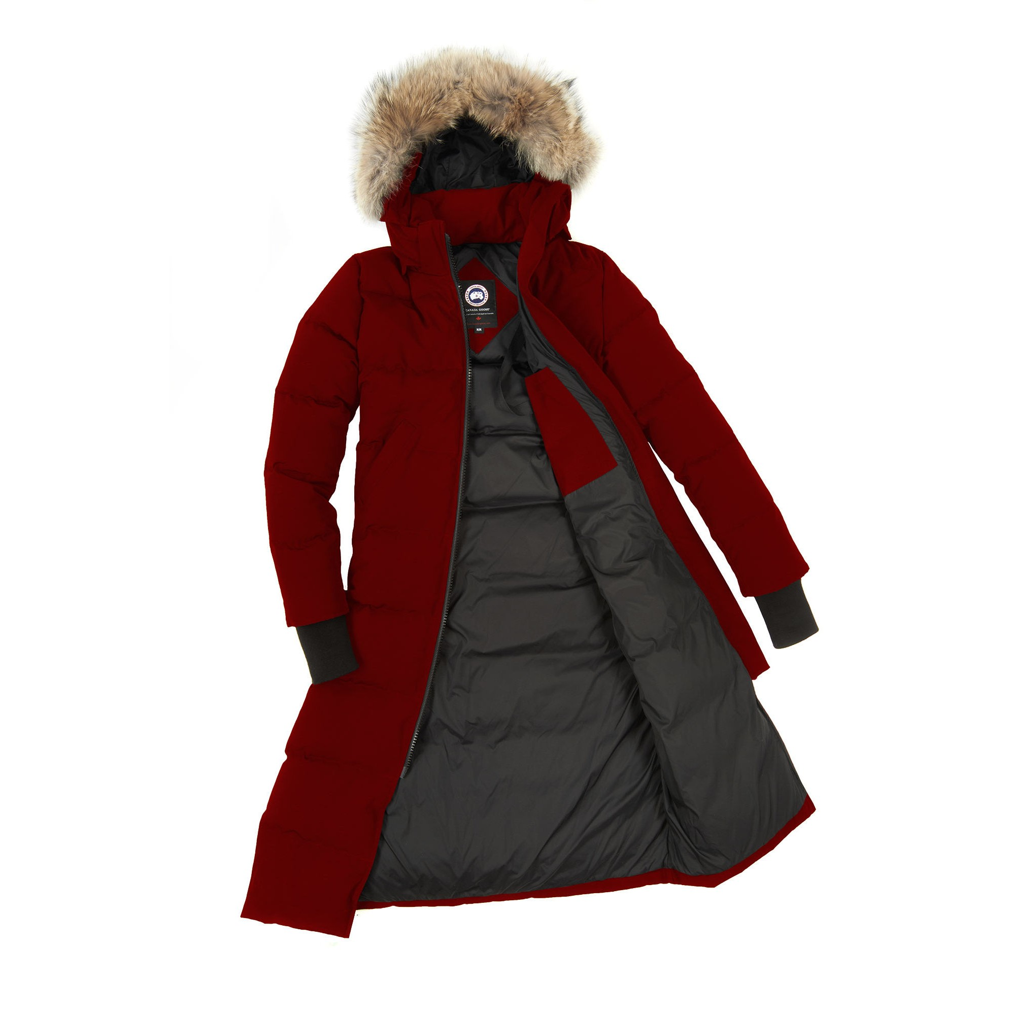 5bacf4737a09 ... low price canada goose mystique parka women redwood 3035l. display  gallery item 1 display gallery