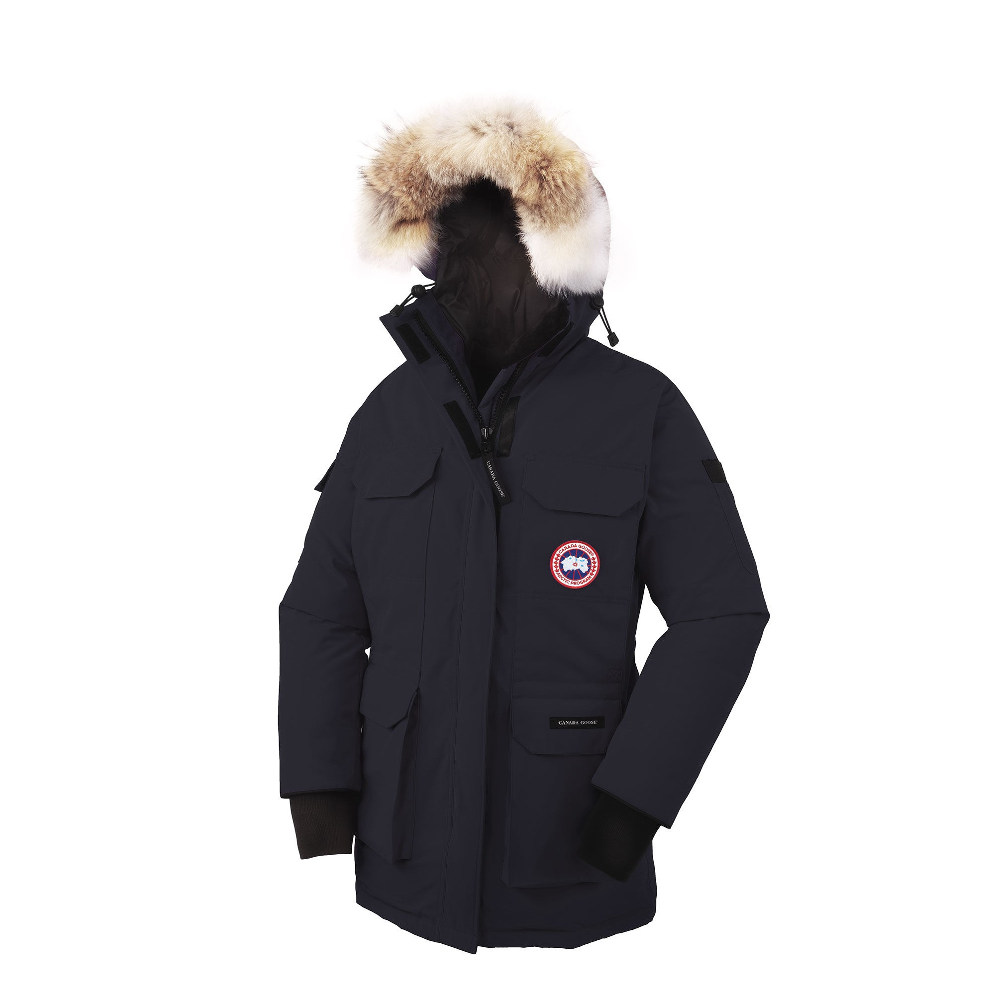 CANADA GOOSE EXPEDITION PARKA Navy WOMENS 4565L c9a602c39b