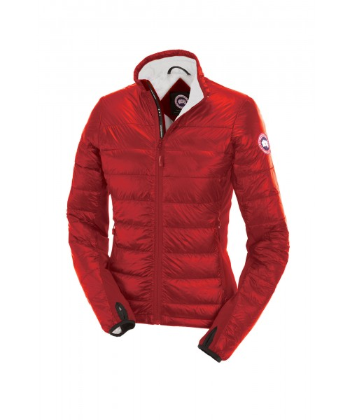 CANADA GOOSE HYBRIDGE LITE JACKET Red WOMENS 2701L