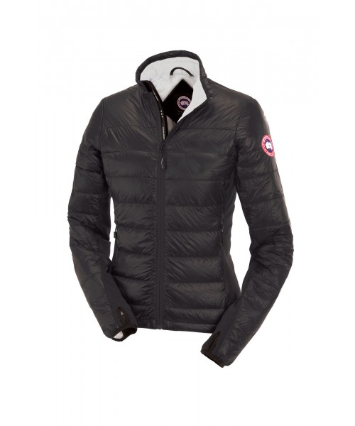 CANADA GOOSE HYBRIDGE LITE JACKET Black WOMENS 2701L