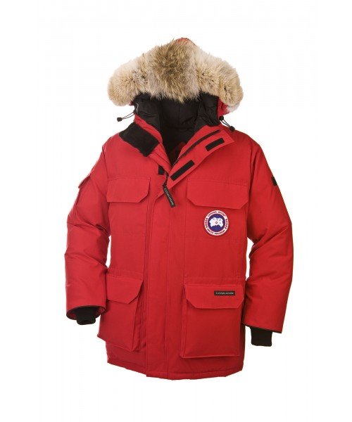 CANADA GOOSE EXPEDITION PARKA MEN Red 4565M
