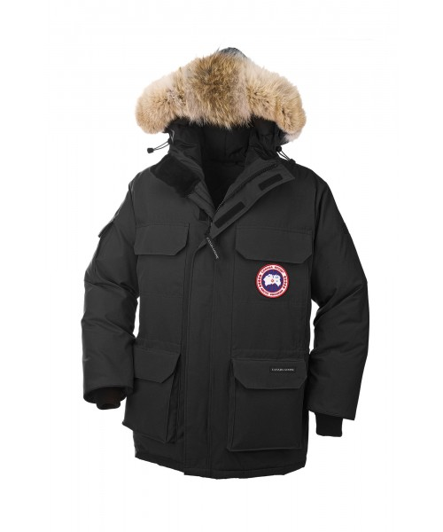 CANADA GOOSE EXPEDITION PARKA MEN Black 4565M
