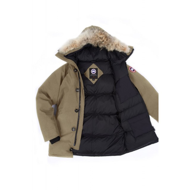 38d03fe20206 CANADA GOOSE CHATEAU PARKA MEN Tan 3426M. Be the first to review this  product