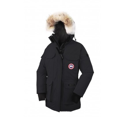 CANADA GOOSE EXPEDITION PARKA Black WOMENS 4565L