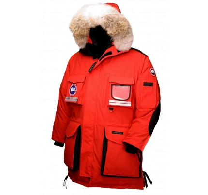 CANADA GOOSE SNOW MANTRA PARKA MEN Red 9501M