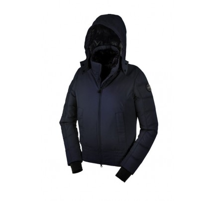 Canada Goose ABERDEEN BOMBER BLACK LABEL Imperial WOMENS 2555L